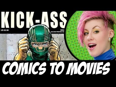Kick-Ass Movie Review: Comic to Movie Adaptation