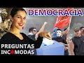 5 Preguntas Incómodas sobre la democracia