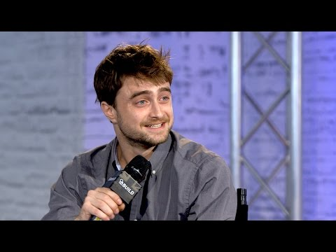 """Daniel Radcliffe Discusses """"Imperium"""" and """"Swiss Army Man"""""""