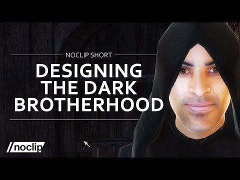 Designing Elder Scrolls' Dark Brotherhood (Oblivion / Skyrim) - Noclip Short