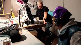 Yung Mil - Wild 107.5 Radio Interview : Get Schooled Contest