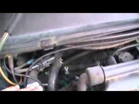 Heater Core Cleaning On  Ford Taurus