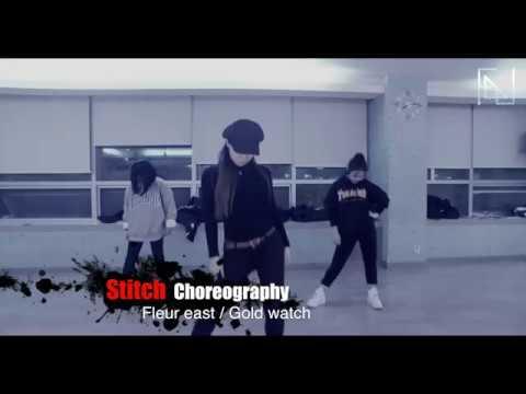 Feel | Stitch | Choreography | Fleur east : Gold watch