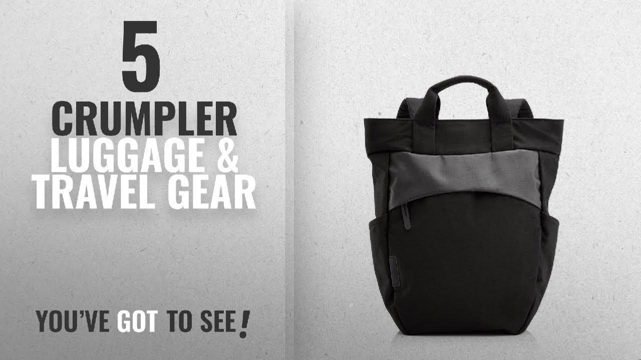 eb5852efc438 Top 10 Crumpler Luggage   Travel Gear  2018   Crumpler Hybrid Tote ...
