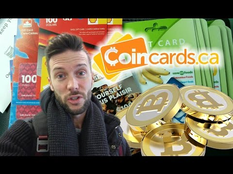 Buying Gift Cards With Bitcoin