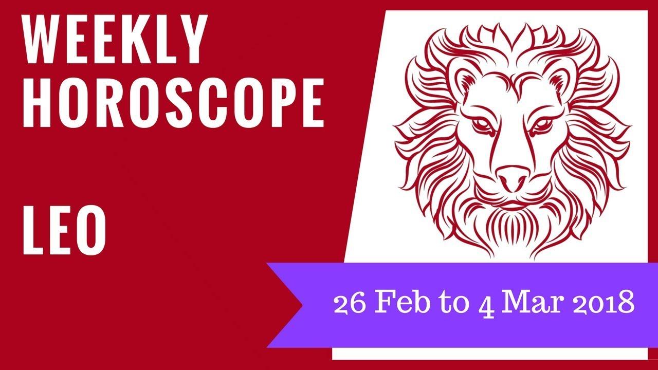 26 march horoscope leo