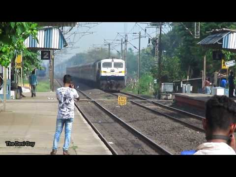 [5 IN 1] LHB ACTION || SHATABDI + DURONTO + DURGIANA || ER || Indian Railways - (PART - 2)