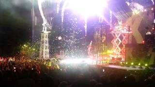 KISS 2014-07-25 Bristow, VA Finale Jiffy Lube Live