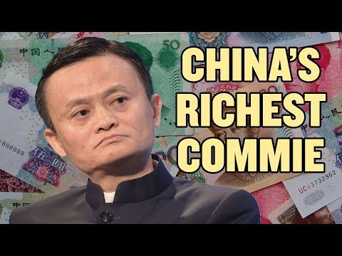 China's Richest Man Is a Communist
