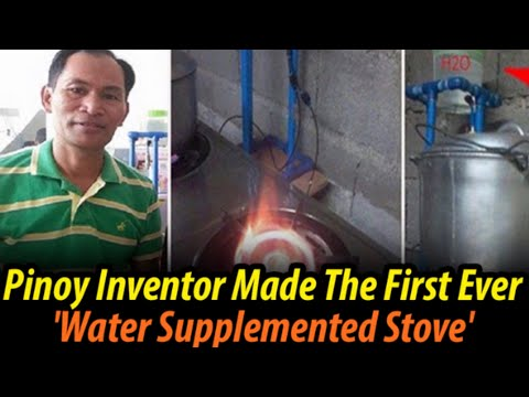 Water Supplemented Stove Part 1 image