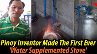 Water Supplemented Stove Part 1