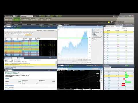 Schwab's Trading Tools and Platforms