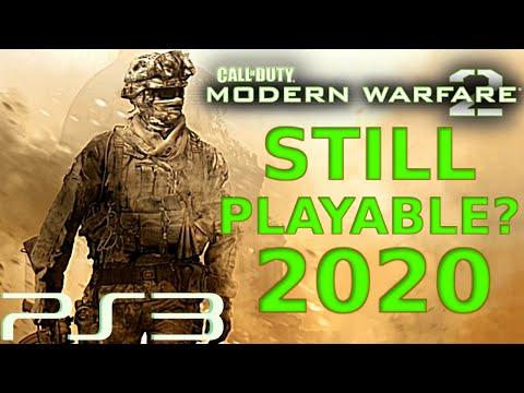IS MODERN WARFARE 2 STILL PLAYABLE ON PLAYSTATION 3 IN 2020?