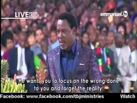 EMMANUEL TV LIVE SERVICE SUNDAY 11 02 2018 PROPHET TB JOSHUA AT THE ALTER 2 VIDEO 5 OF 9