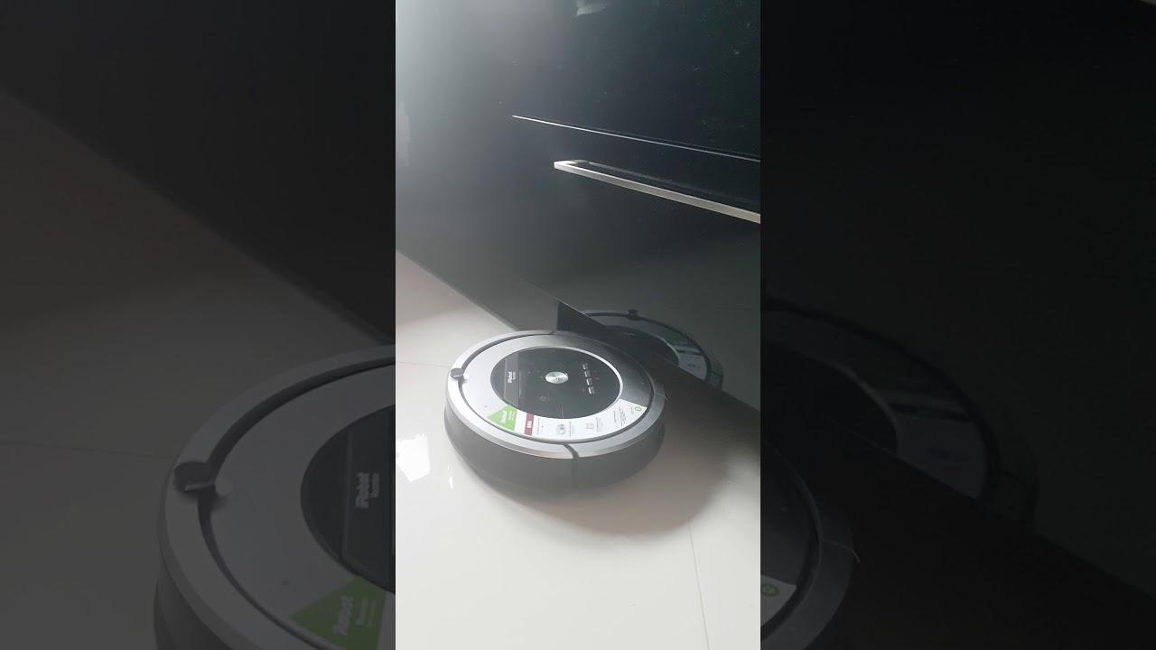 I robot rumba - YouTube