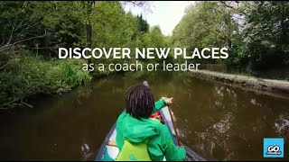 Discover Go Paddling as a coach or leader | Find new places to paddle