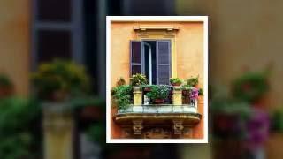 видео современный дизайн балкона