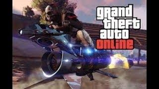 Oppressor MK II Grand Theft Auto V Misiones!