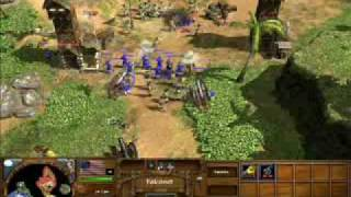Age of Empires 3 - the war