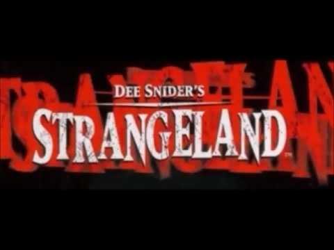 HELLSING'S HELLHOLE- Dee Snider's Strangeland Review
