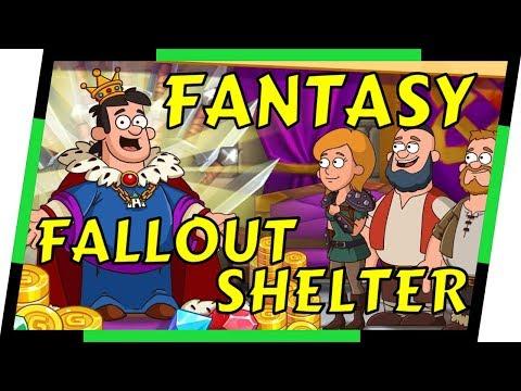 Hustle Castle: Fantasy Kingdom - CASTLE BUILDING GAME FIRST IMPRESSIONS