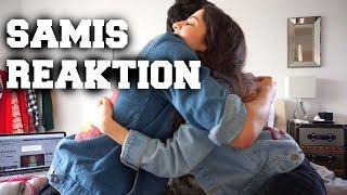 SAMIS REAKTION ZU MEINEM GESCHENK | IschtarsLife