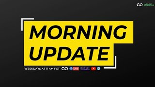Morning Update Show | Restream | July 8th, 2021