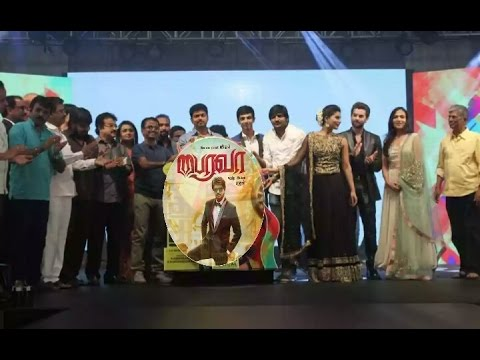 bairavaa audio launch