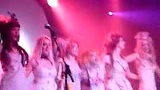 Always look on the bride side of life - Emilie Autumn LIVE in Bocum 2008