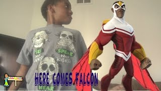 HERE COMES FALCON GAMEPLAY | DISNEY INFINITY 2.0