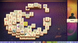 Hoyle Puzzle and Board Games 2009 - Mahjong Tiles - Apple