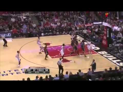 Indiana Pacers vs Chicago Bulls   Full Game Highlights   November 15, 2014   NBA 2014 15 Season