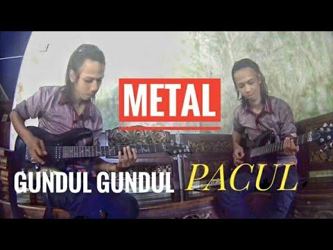 Gundul-Gundul Pacul Lagu Daerah (Metal Version) By KP