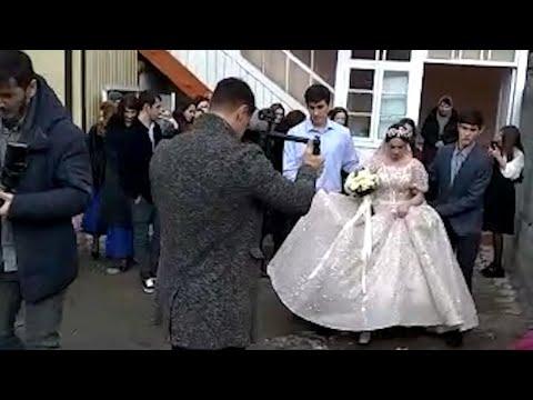 Свадьба в с Ахты 2020г Дагестан