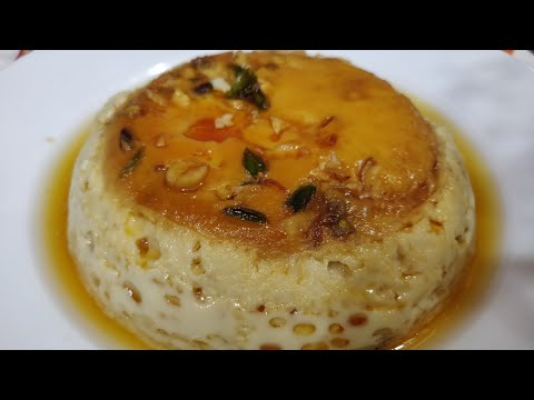 Caramel Pudding   Easy Pudding Recipe   Without Oven Caramel Pudding   Pudding Recipe