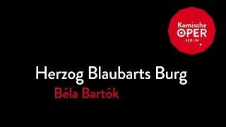 Herzog Blaubarts Burg | Trailer | Komische Oper Berlin