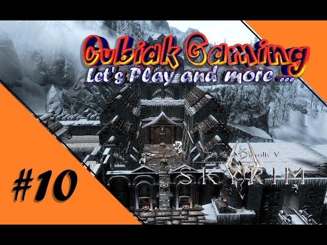 WILLKOMMEN IM ALTERSHEIM ★ Let's Play The Elder Scrolls V: Skyrim Remastered #10