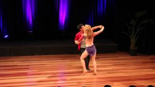 2015 - Sunday - Stepping in Sequins - Kelsy & Jimmy