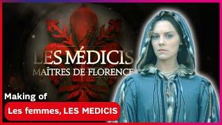 LES MEDICIS, Maîtres de Florence. LES FEMMES. En exclusivité sur SFR Play