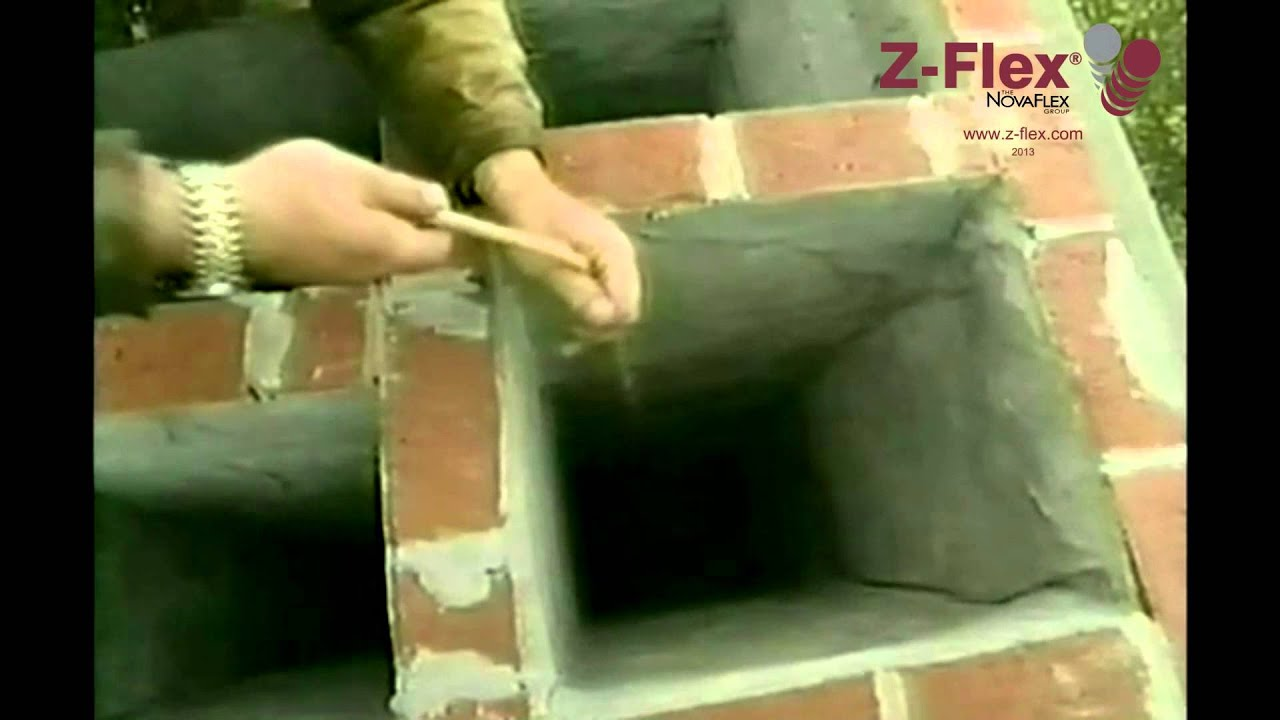 Installing A Z Flex Chimney Liner Youtube