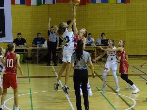 Slovenia Ball 2017: SLOVENIA vs. HUNGARY part1