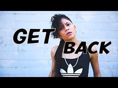 "BABY KAELY ""GET BACK"" Now 12yr old kid rapper"