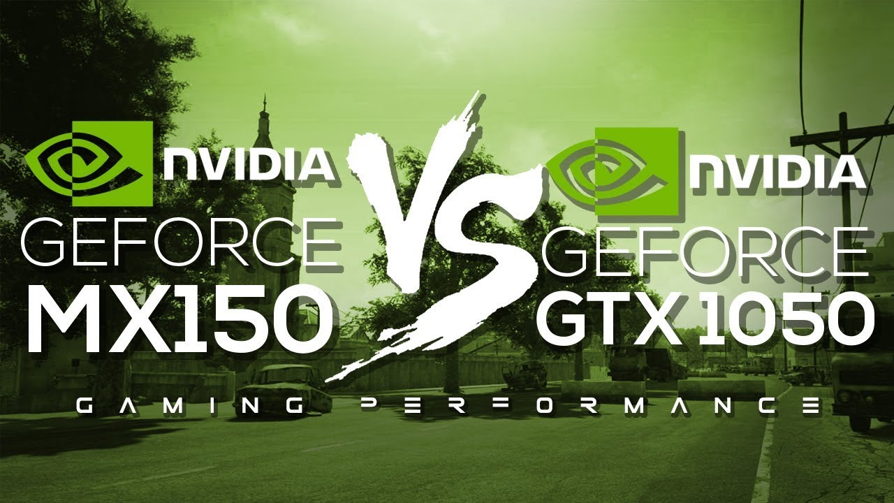 NVIDIA Geforce MX150 VS NVIDIA Geforce GTX 1050! - Which Is Better?