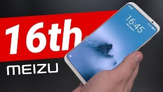 Meizu 16th и Meizu 16th Plus на Snapdragon 845: первый обзор Meizu 16