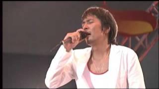 """""""2005""""「赤い太陽の日Ⅲ」 よみうりランドEASTより."""