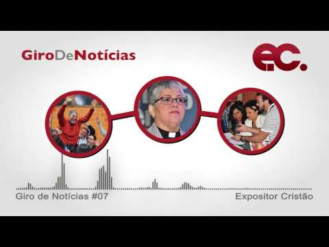 Giro De Noticias #007 - Designação Episcopal - CGCJ - Lizete Montalvo - CIEMAL