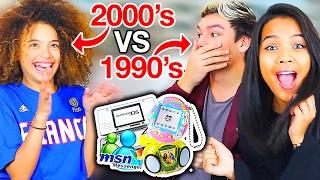 """1995 VS 2004 → LE CHOC DES """"GÉNÉRATIONS"""""""