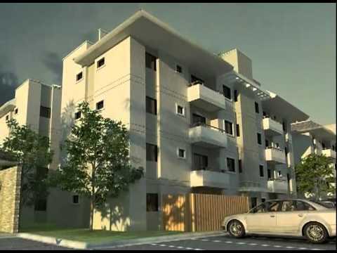 Residencial nuevas terrazas youtube for Modelos de terrazas