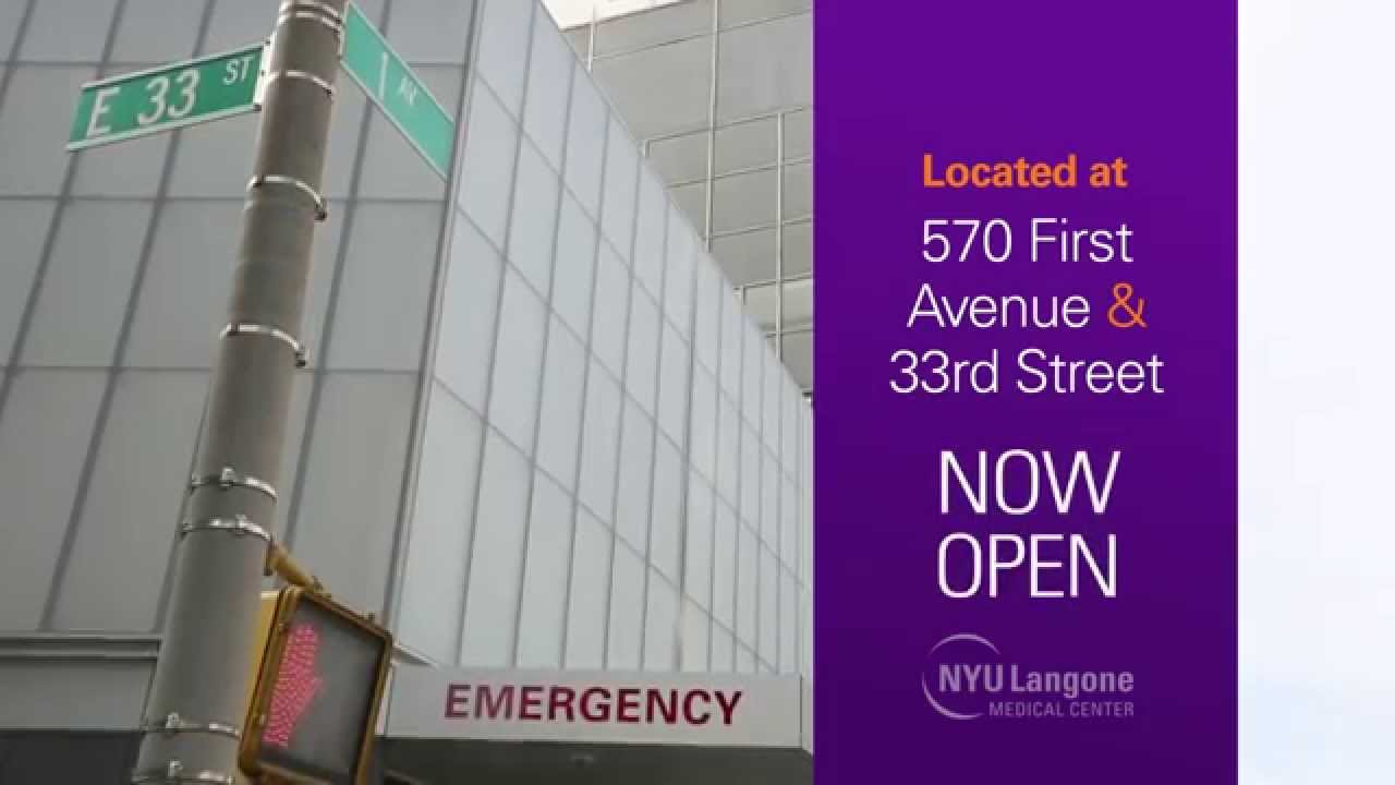 Introducing the Ronald O. Perelman Center for Emergency Services ...