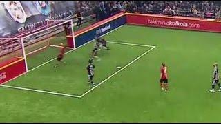 Ümit Karan'ın Golü | 4 Büyükler Salon Turnuvası | Beşiktaş 1 - Galatasaray 1 | (06.01.2016)